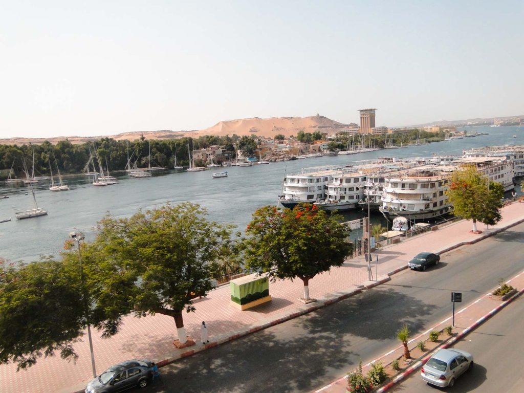 Assua no Egito