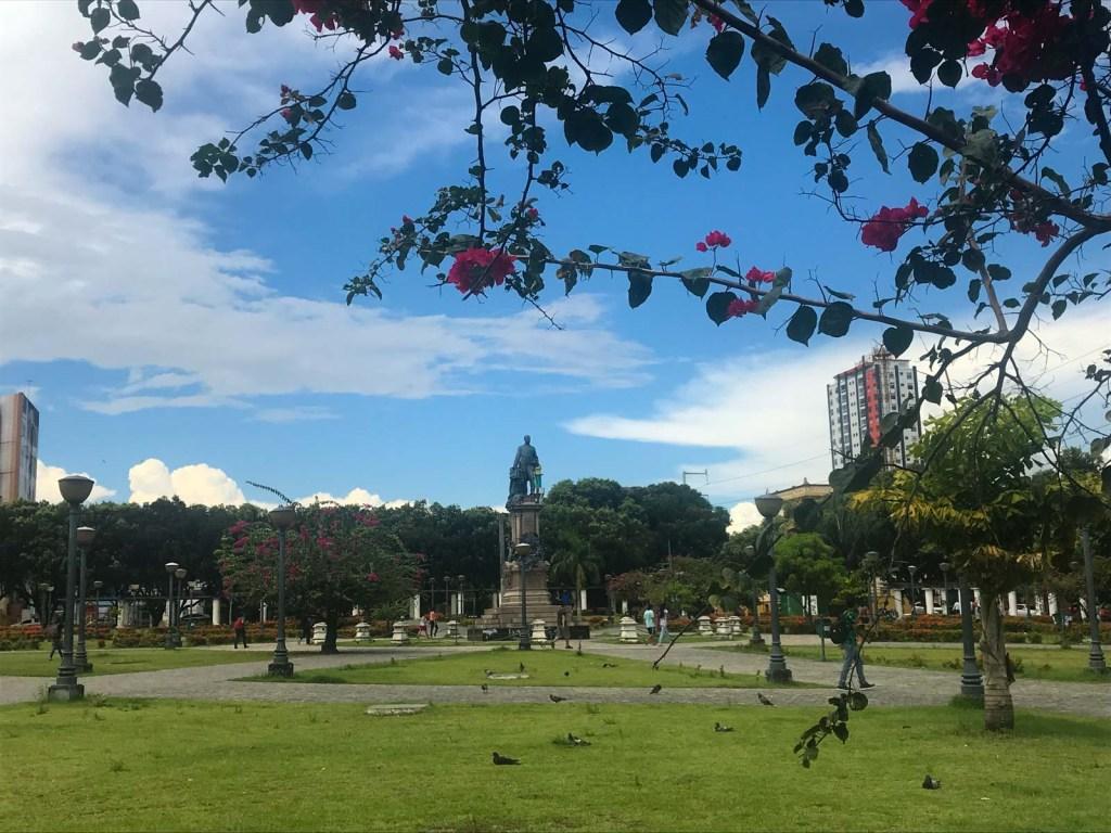 Centro da cidade de Manaus