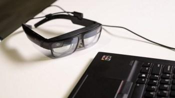умные очки леново1