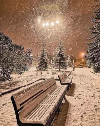 одесский снег