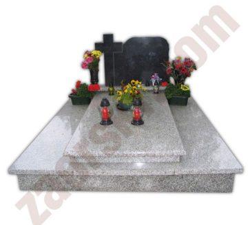 Zaorski - nagrobki grobowce wariant 16
