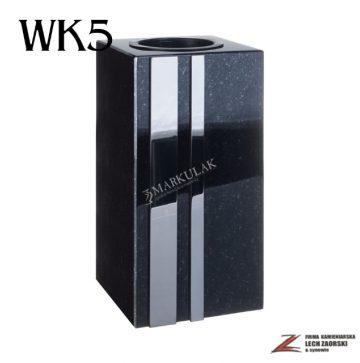 Cmentarzowy wazon kwadratowy 5