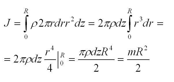 Пример решения задач на нахождение момента инерции графические решения задач геометрии