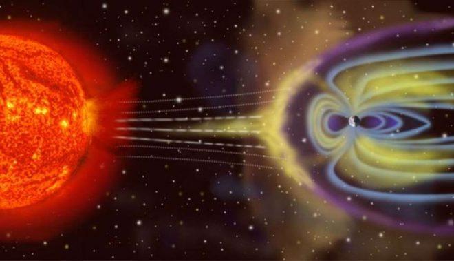 Os ventos solares transportam os isótopos de oxigénio da Terra para a Lua