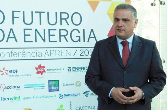 Jorge Seguro Sanches, secretário de Estado da Energia
