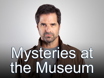 Mysteries At The Museum - Death Defying