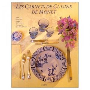 Les Carntes de cuisine de Monet