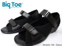 Zapato Big Toe para pie diabético de Dama Modelo 146