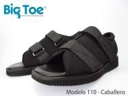Zapato Big Toe para pie diabético de Caballero Modelo 110