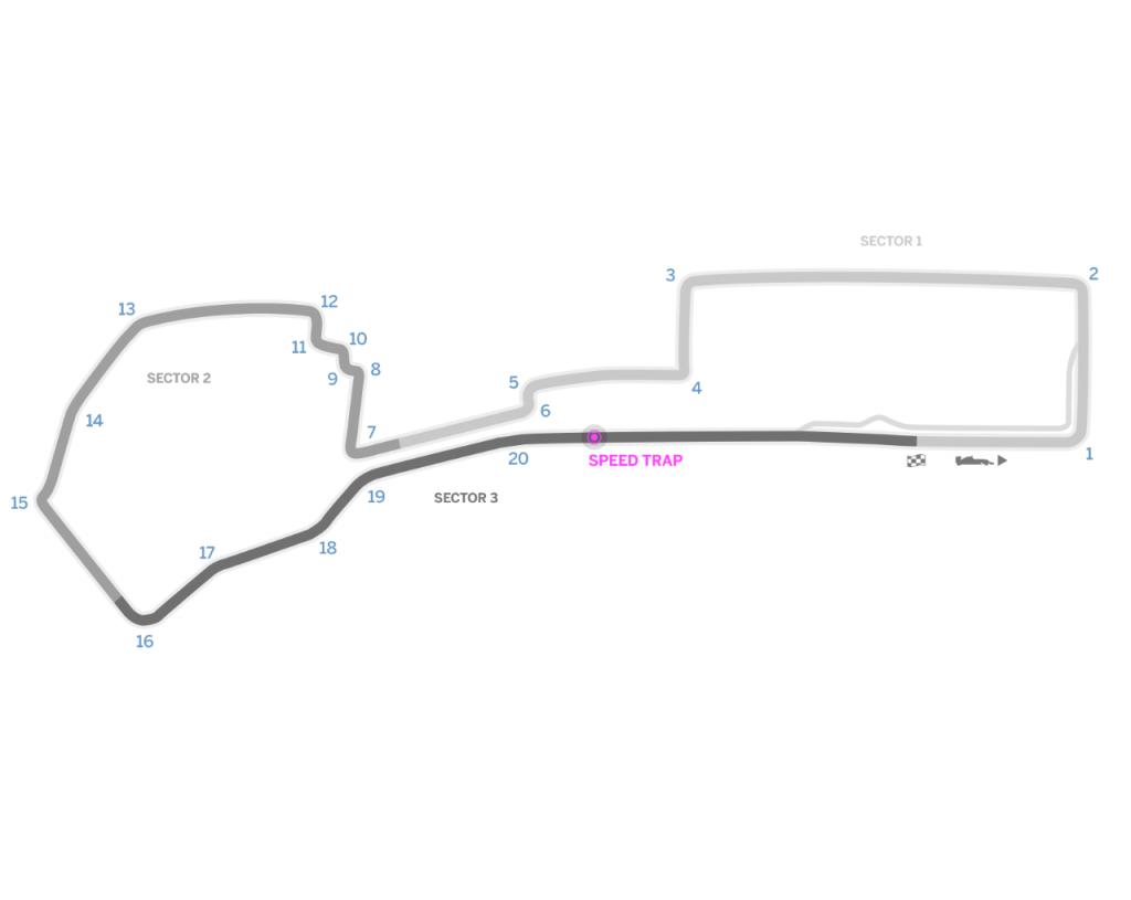 Zap F1 Formula 1 Azerbaijan Grand Prix