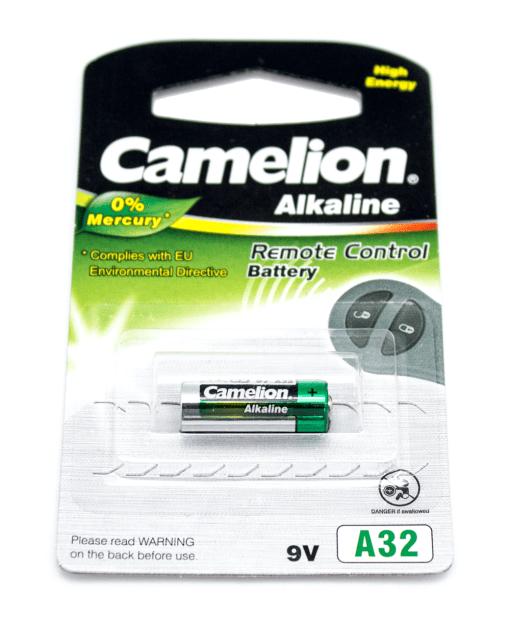 Pila Alcalina LR32A 9V 0% Mercurio (1 pc) Camelion