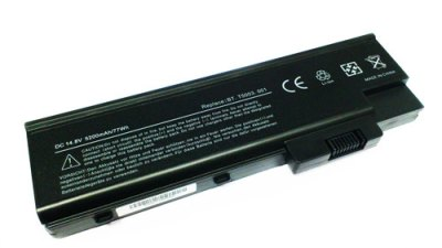 Acer 5200mAh TRAVELMATE 2300 4000 SERIES