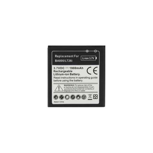 Bateria Sony Xperia S BA800 1500mAh LI-ION