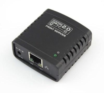 Servidor USB 2.0 para Impresoras