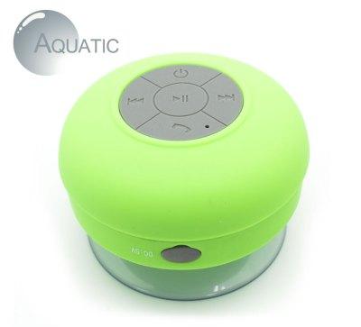 Reproductor Bluetooth Aquatic Verde