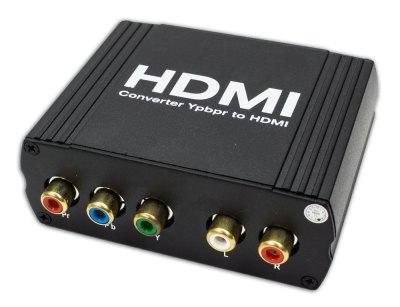 Conversor YPbPr a HDMI