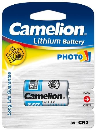 Litio CR2 3V (1 pcs) Camelion