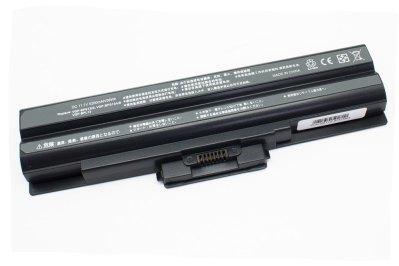 Sony 5200MAH VGP-BPS13 VGP-BPS21 Negra