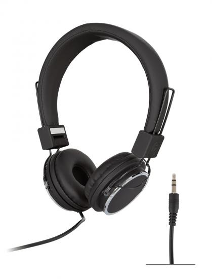 Auriculares estéreo Hi-Fi 595N Negro Fonestar