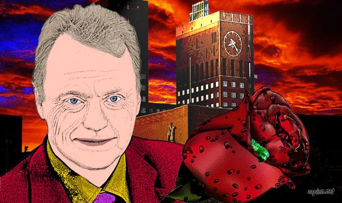 Eiendomsskatt og roser fra Oslo AP