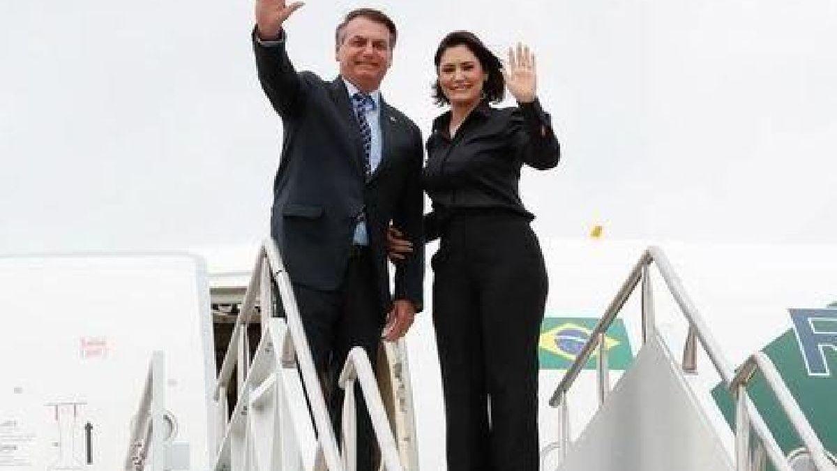 Bolsonaro diz em rede social que exame de coronavírus deu negativo