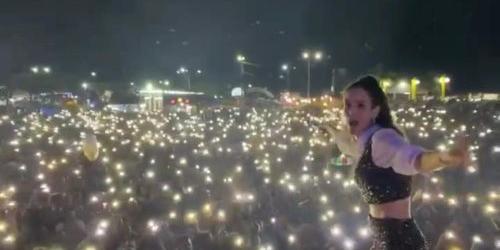 Show com aglomeração em Tailândia deu o que falar