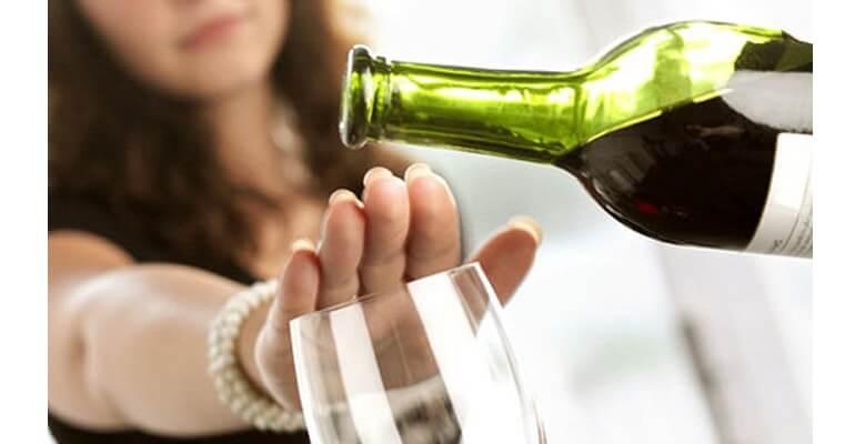 стоит ли воздержаться от алкоголя при запоре