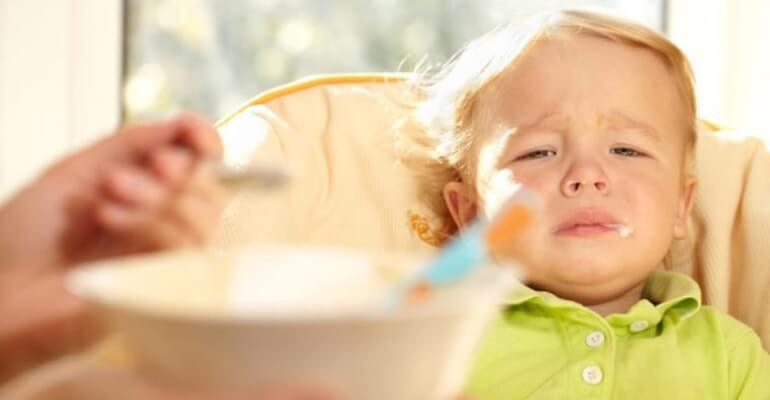 Запор от цветной капусты у ребёнка