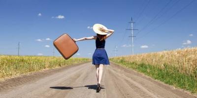 запор в путешествии