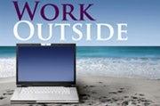How to Work Outdoors
