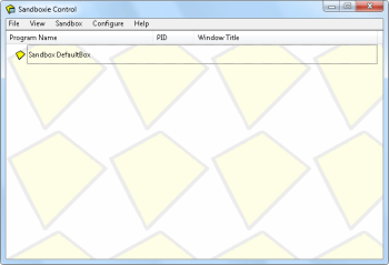 Sandboxie is a shareware app that lets you set up your own sandboxing environments.