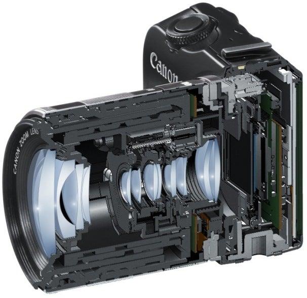 fba11b531f7 Canon announces EOS M