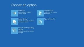 Windows 8 and UEFI