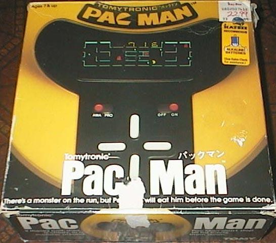 """Résultat de recherche d'images pour """"pac man tomy box"""""""