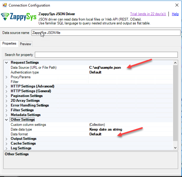 How to import REST API in SQL Server (Call JSON / XML SOAP Service