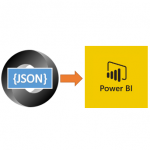 Introduction icon json to power bi