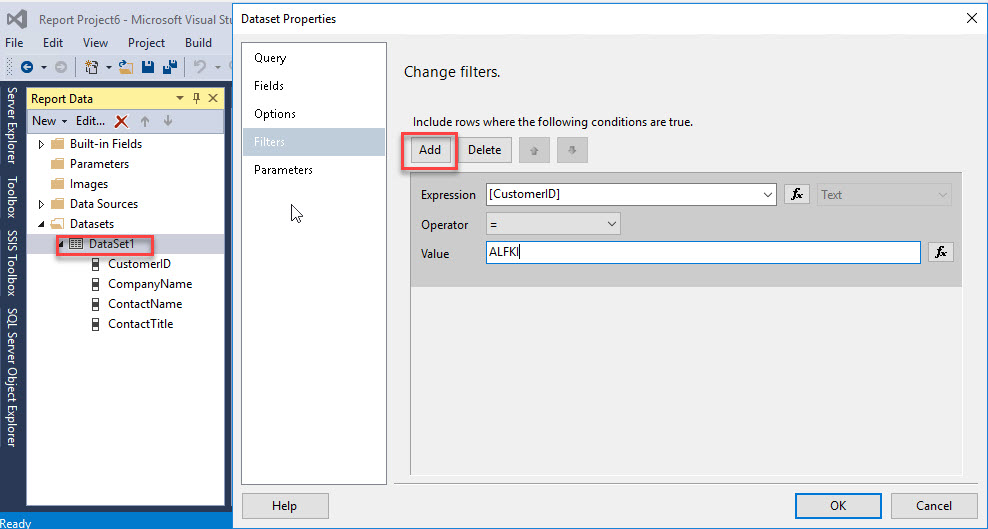 How to read REST API in SSRS Reports (JSON / XML / Call SOAP