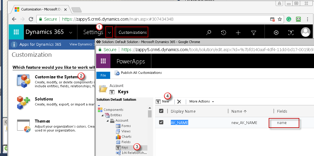 Load data into Dynamics CRM using SSIS - Insert, Upsert