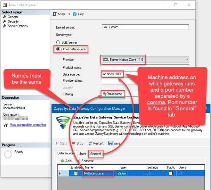 Push data into a Power BI dataset from SQL Server | ZappySys Blog