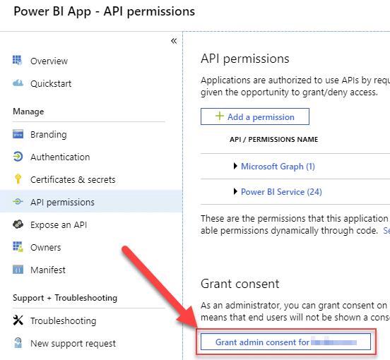 How to refresh Power BI dataset with REST API using SSIS