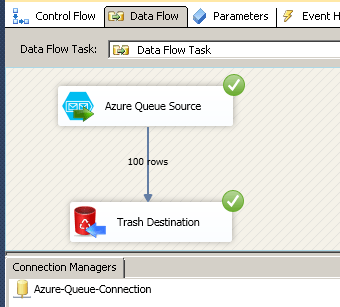SSIS Azure Queue Storage Source - Visual Studio Marketplace
