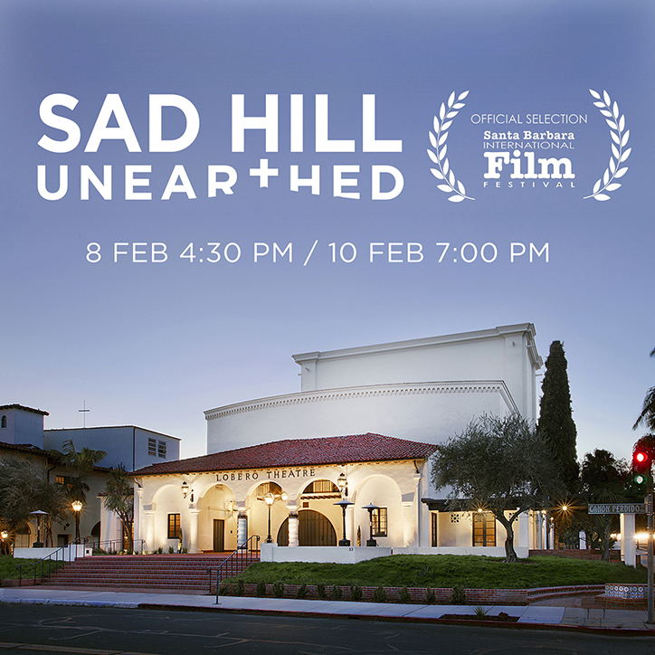 Sad Hill Unearthed screened at Lobero Theatre during Santa Barbara International Film Festival 2018