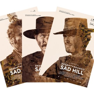 PACK 3 POSTERS DESENTERRANDO SAD HILL