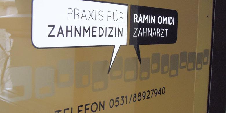 Praxis Ramin Omidi