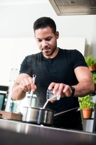 Cook&Fit mit Alex Fasanya