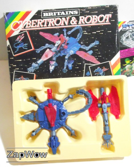 Cybertron and Robot