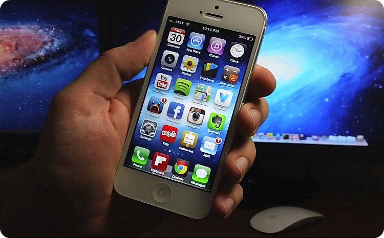 создание приложения для iphone
