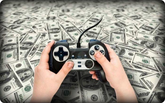 В какие игры можно играть чтобы зарабатывать реальные деньги лучшие слот казино