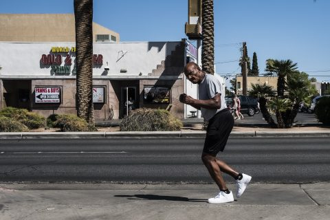Streetphotogahpy , Las Vegas / Zaragoza Walkers