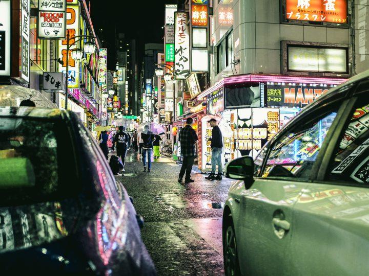 TOKYO – KYOTO